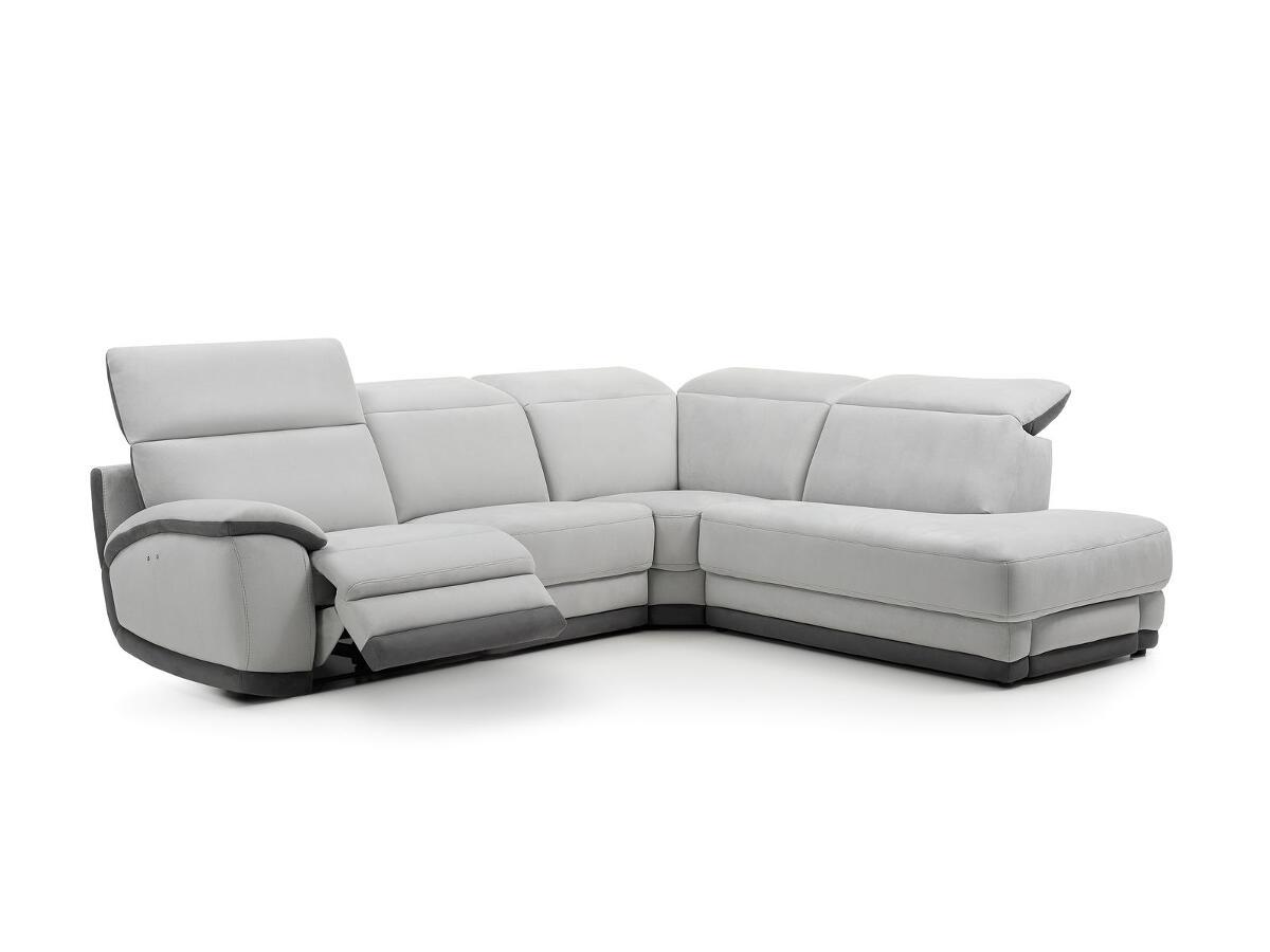 canap d 39 angle relax lectrique esmans. Black Bedroom Furniture Sets. Home Design Ideas