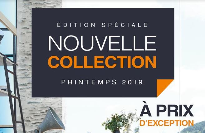 Nouvelle collection 2019